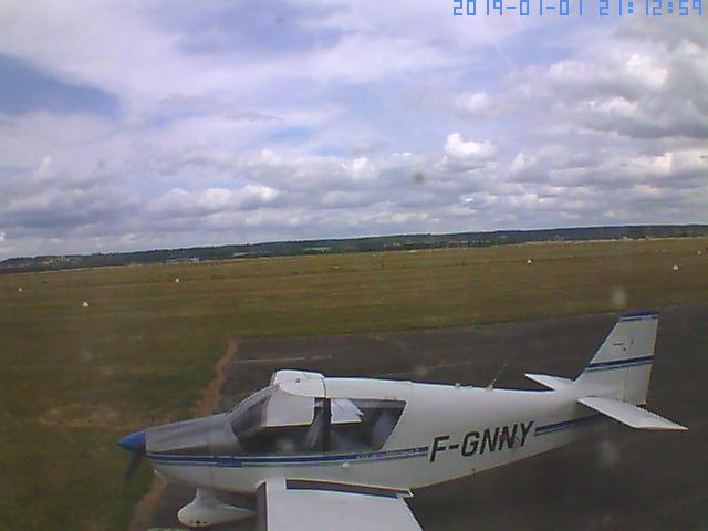Webcam Aérodrome de Chavenay
