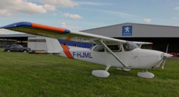 Cessna Cercle aérien Peugeot